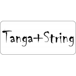 Tanga + Thong + String