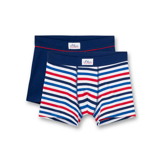 s.Oliver Kids boys DP Short striped/uni