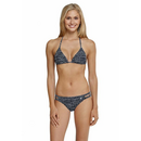 Schiesser Damen Bade Triangel-Bikini/ Mini
